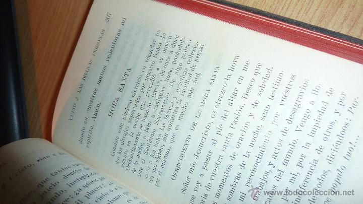 Libros antiguos: audi , filia devocionario para las alumnas del ins sagrada familia . canonigo j. redsan 1927 - Foto 2 - 51673732