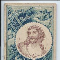Libros antiguos: DEVOCIONES ESCOGIDAS. SATURNINO CALLEJA. 1902. PÁGINAS 64. 7,8 X 11,9 CMS.. Lote 191335643