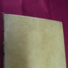 Libros antiguos: LA SAGRADA BIBLIA. TRADUCIDA DE LA VULGATA LATINA AL ESPAÑOL. FÉLIX TORRES AMAT. TOMO I. 1823.. Lote 52353304