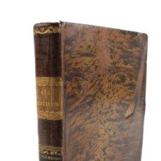 Libros antiguos: L-2618. SUPLEMENTO A LA ULTIMA EDICION DEL AÑO CHRISTIANO DEL PADRE JUAN DE CROISET. TOMO II. Lote 52367839