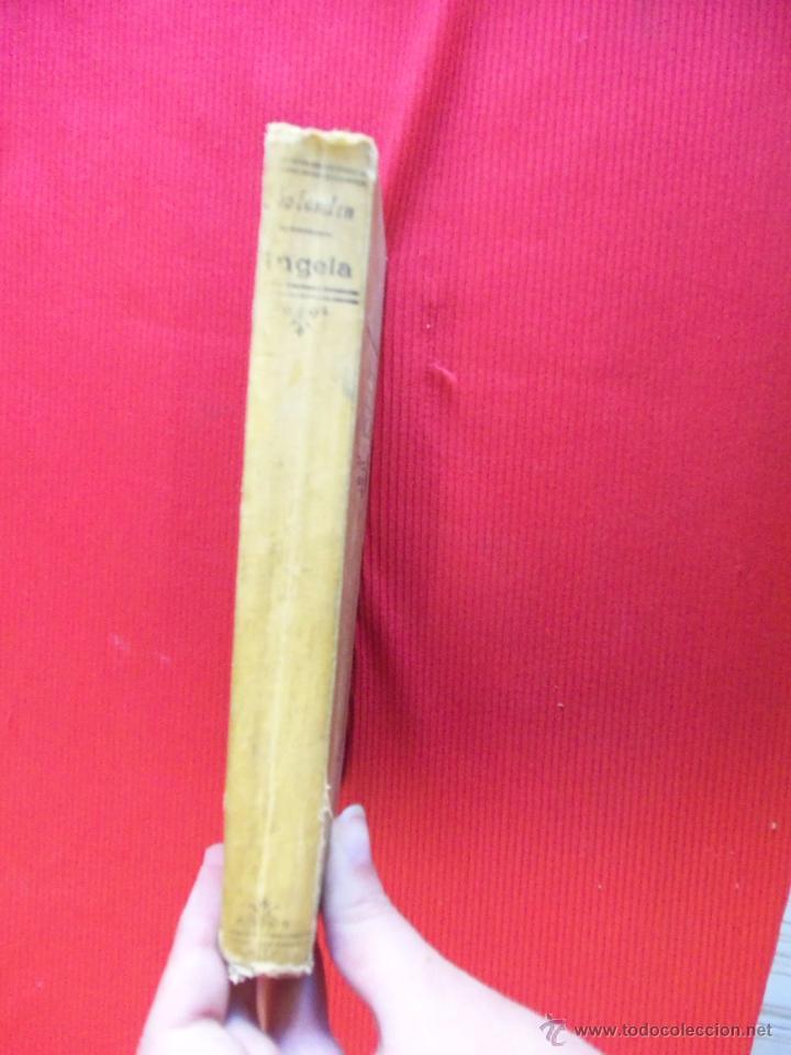 Libros antiguos: ANGELA - CONRADO DE BOLANDEN - D.VICENTE ORTI Y ESCOLANO - Foto 3 - 52424837