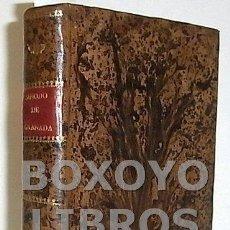 Libros antiguos: CONSTITUCIONES SINODALES DEL ARZOBISPADO DE GRANADA. COPIA MANUSCRITA DE LA ED. DE 1573. Lote 52845774