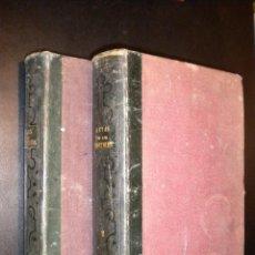 Libros antiguos: ACTAS DE LOS MARTIRES DEL CRISTIANISMO / TEODORICO RUINART. ANTONIO GALONIO / 1864. Lote 52960285
