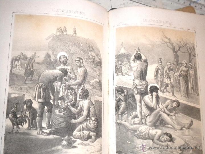 Libros antiguos: actas de los martires del cristianismo / Teodorico Ruinart. Antonio Galonio / 1864 - Foto 29 - 52960285