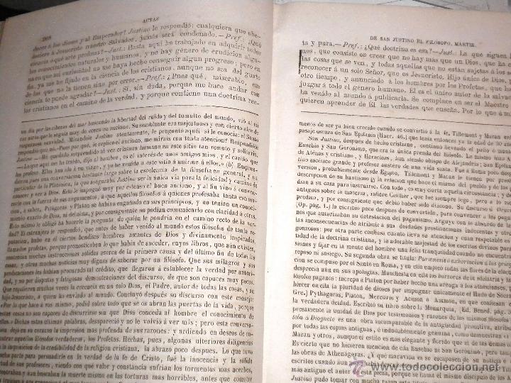 Libros antiguos: actas de los martires del cristianismo / Teodorico Ruinart. Antonio Galonio / 1864 - Foto 36 - 52960285