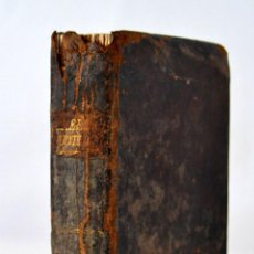 Libros antiguos: * BARCELONA AÑO 1805 - S.XIX * EXERCICIO QUOTIDIANO ... SAGRADA COMUNION * MAS DE 30 GRABADOS *. Lote 53259181