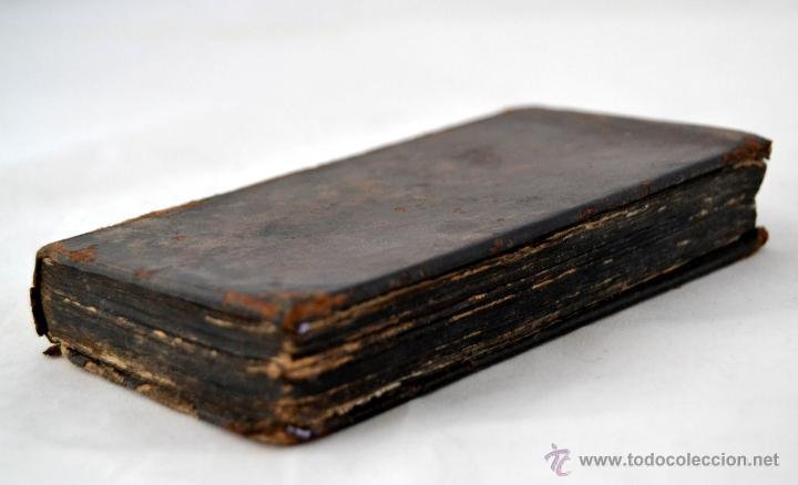 Libros antiguos: * Barcelona año 1805 - s.XIX * Exercicio Quotidiano ... Sagrada Comunion * Mas de 30 Grabados * - Foto 2 - 53259181