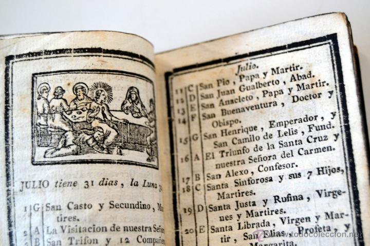 Libros antiguos: * Barcelona año 1805 - s.XIX * Exercicio Quotidiano ... Sagrada Comunion * Mas de 30 Grabados * - Foto 8 - 53259181