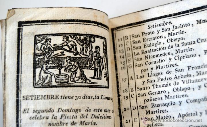 Libros antiguos: * Barcelona año 1805 - s.XIX * Exercicio Quotidiano ... Sagrada Comunion * Mas de 30 Grabados * - Foto 9 - 53259181