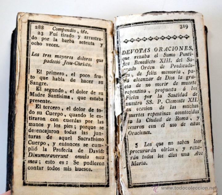 Libros antiguos: * Barcelona año 1805 - s.XIX * Exercicio Quotidiano ... Sagrada Comunion * Mas de 30 Grabados * - Foto 10 - 53259181