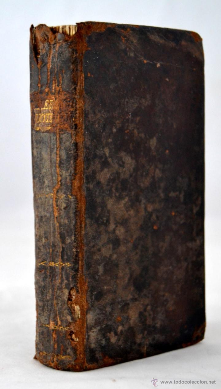 Libros antiguos: * Barcelona año 1805 - s.XIX * Exercicio Quotidiano ... Sagrada Comunion * Mas de 30 Grabados * - Foto 17 - 53259181