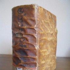 Libros antiguos: OBRAS DE SAN JUAN DE LA CRUZ. MADRID, 1649. PERGAMINO. MUY RARO.. Lote 53423721