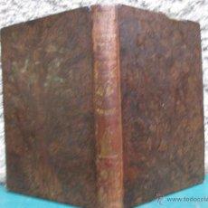 Libros antiguos: LOS MARTIRES O EL TRIUNFO DE LA RELIGION CRISTIANA - CHATEAUBRIAND - BARCELONA 1855 + INFO. Lote 53695080