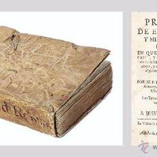 Libros antiguos: EXORCISMOS:NOYDENS,B.REMIGIO (AMBERES,1630-1685) - PRACTICA DE EXORCISTAS Y MINISTROS DE LA IGLESIA-. Lote 53714804