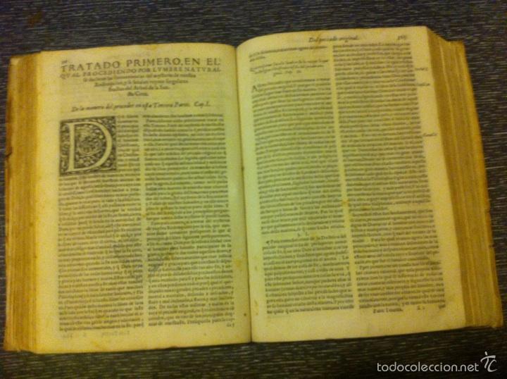 Libros antiguos: ANTIGUO LIBRO INTRODVCTION DEL SIMBOLO DE LA FE - FRAY LUIS DE GRANADA, EDICION DE 1603, PIEZA UNICA - Foto 4 - 53736759
