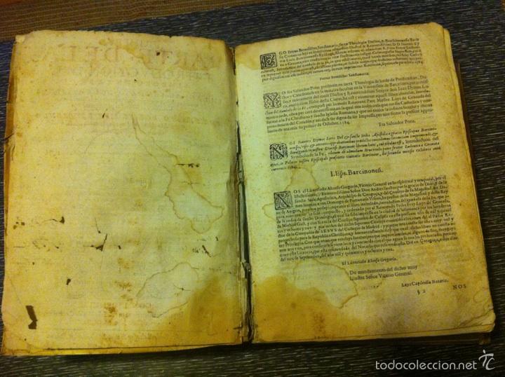 Libros antiguos: ANTIGUO LIBRO INTRODVCTION DEL SIMBOLO DE LA FE - FRAY LUIS DE GRANADA, EDICION DE 1603, PIEZA UNICA - Foto 11 - 53736759