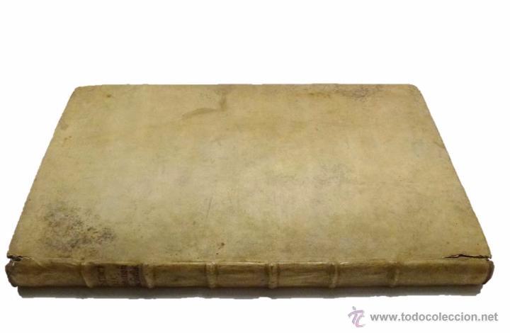 Libros antiguos: BENEDICTI XIV PONT OPT MAX OLIM PROSPERI CARD DE LAMBERTINIS INSTITUTIONUM ECCLESIASTICARUM-1.760 - Foto 2 - 53762584