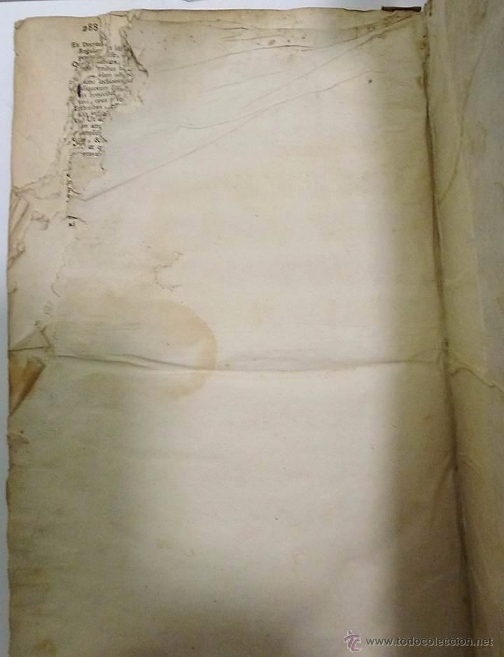 Libros antiguos: BENEDICTI XIV PONT OPT MAX OLIM PROSPERI CARD DE LAMBERTINIS INSTITUTIONUM ECCLESIASTICARUM-1.760 - Foto 4 - 53762584