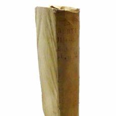 Libros antiguos: BERTI, JOANNIS LAURENTIUS- ECCLESIASTICAE HISTORIAE BREVIARIUM- 1.769. Lote 53763614