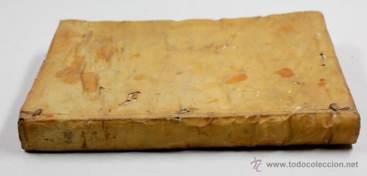 Libros antiguos: concilio de tento, canones et decreta sacrosancti, granatae, granada. Año 1564. 15x21 cm. - Foto 7 - 53783483