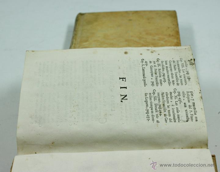 Libros antiguos: ADMIRABLE VIDA DEL PADRE FRANCISCO DE GERONYMO, COMP. DE JESÚS, 2 TOMOS. MADRID 1758 - Foto 8 - 53797600