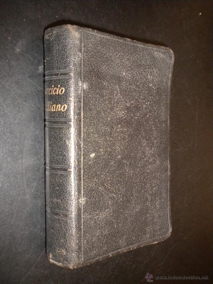 EJERCICIO COTIDIANO / 1908 (Libros Antiguos, Raros y Curiosos - Religión)