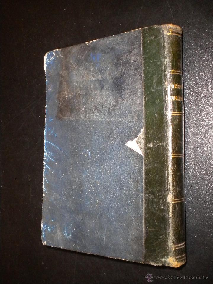 Libros antiguos: Despertador eucaristico y dulce convite / Juan gabriel de contreras / 1858 - Foto 2 - 54072625