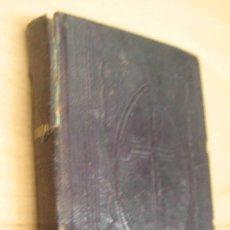 Libros antiguos: UN TRIDUO O DEVOCIONARIO MARIA - MONSERRAT - MANRESA 1876 - ILUSTRADO - MIGUEL MUNTADAS. Lote 54403626