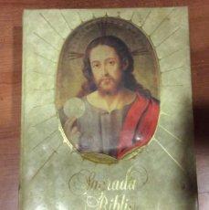 Libros antiguos: BIBLIA TRADUCIDA DE LA VULGATA POR FELIX TORRES AMAT. Lote 54429297