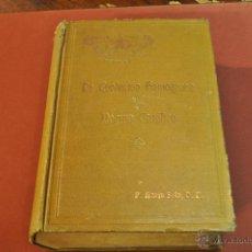 Libros antiguos: LA EVOLUCION HOMOGÉNEA DEL DOGMA CATÓLICO VOLUMEN I - MARÍN SOLA - 1923 - REB. Lote 54493853