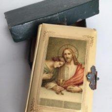 Libros antiguos: DEVOCIONARIO DE 1927 EDITORIAL BERNADAS Y MIR, S.L. BARCELONA. Lote 54749871