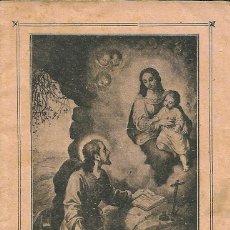 Libros antiguos: MANOJITO DE FLORES. Lote 54863942