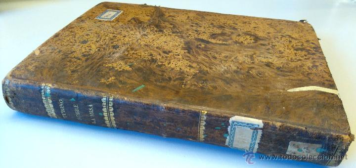 Libros antiguos: BIBLIOFILOS,RARISIMO LIBRO SOBRE LA LITURGIA DE LA MISA,SIGLO XVIII,AÑO1732,UNICO EN VENTA EN ESPAÑA - Foto 3 - 54912909