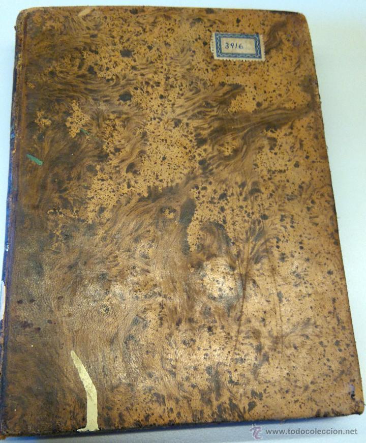 Libros antiguos: BIBLIOFILOS,RARISIMO LIBRO SOBRE LA LITURGIA DE LA MISA,SIGLO XVIII,AÑO1732,UNICO EN VENTA EN ESPAÑA - Foto 7 - 54912909