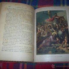 Libros antiguos: EL MISTERIO DE LA CRUZ (GRANDEZAS DEL CRISTIANSMO). TOMO II. EDUARDO BLASCO. EJEMPLAR BUSCADÍSMO!!!!. Lote 55016830