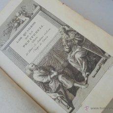 Libros antiguos: LOS QUADROS DE LA PENITENCIA-OBRA DEL ILLMO. SR. ANTONIO GODEAU, OVISPO DE VENZA.TOMO II-1819-MAD.. Lote 55076785