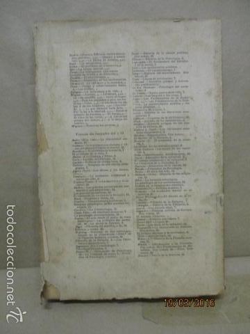Libros antiguos: EL CONTENIDO DE VERDAD EN LA RELIGIÓN - RUDOLF EUCKEN - Año 1925 - Foto 4 - 55145509