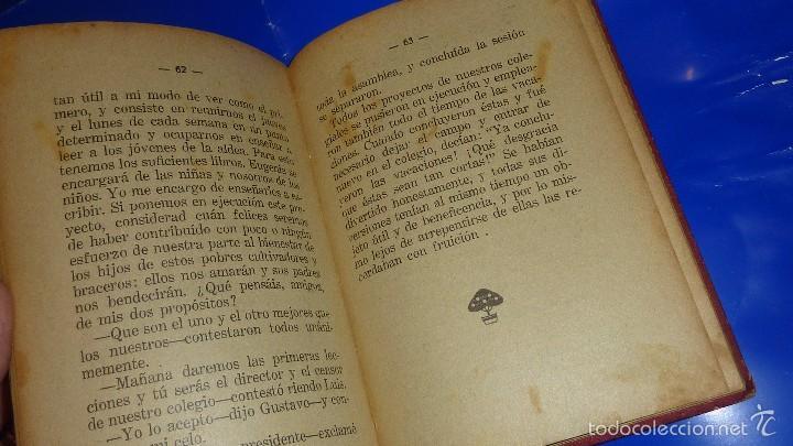 Libros antiguos: fruta sabrosa , historietas cristobal schmid . año 1925 tapas duras , 11/ 16 cm 126 pág - Foto 4 - 55414089