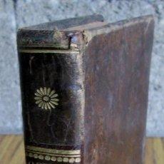 Libros antiguos: VERSIÓN PARAFRÁSTICA CASTELLANA DEL OFICIO Y MISA DE LA FESTIVIDAD DEL SANTÍSIMO SACRAMENTO 1804. Lote 56084527