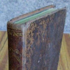 Libros antiguos: DESPERTADOR EUCARÍSTICO Y DULCE CONVITE - POR JUAN GABRIEL DE CONTRERAS, PBRO 1845. Lote 56577779