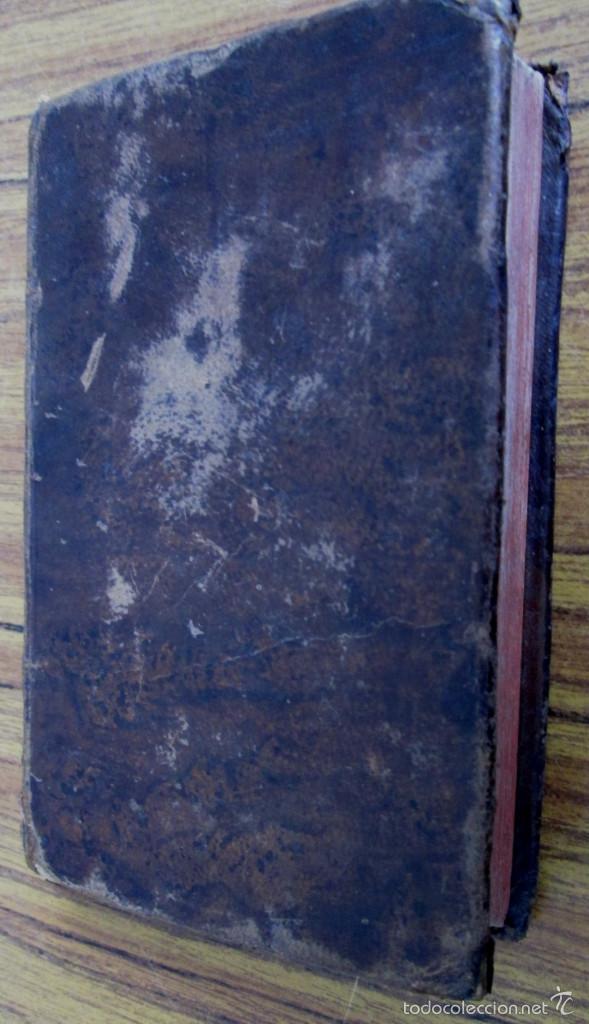 Libros antiguos: Quaresma sagrada del christiano o manual devoto santificar todos los días de la Santa Quaresma 1791 - Foto 2 - 56577901