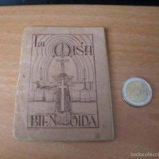 Libros antiguos: LIBRILLO - LA MISA BIEN OIDA - 48 PAGINAS. Lote 56587096