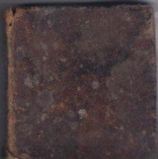 Libros antiguos: NOVENARIO DEOLOROSO DE MARIA SANTÍSIMA 1804. Lote 56662724