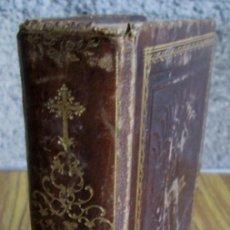 Libros antiguos: OFICIO DE LA SEMANA SANTA Y SEMANA DE PACUA - 15 ESTAMPAS 1831- POR D. JOSÉ DE PINEDO. Lote 56726326