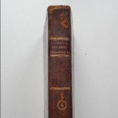 Alte Bücher - DISCURSOS PREDICABLES Ó LAS HOMILÍAS DE D. F. GERÓNIMO BAUTISTA DE LANUZA - TOMO IV - AÑO 1803 - 56959494