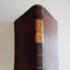 Libros antiguos: HISTOIRE DE LA VIE DE NOTRE SEIGNEUR JESUS-CHRIST, DEPUIS SON INCARNATION JUSQUES A SON... - 1782. Lote 57060106