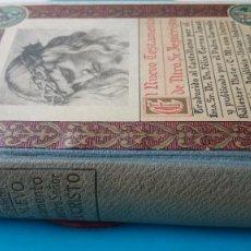 Libros antiguos: EL NUEVO TESTAMENTO DE NTRO. SR. JESUCRISTO- AÑO1920- 995 PAG. 2 MAPAS PLEGADOS-TORRES AMAT. Lote 57130243