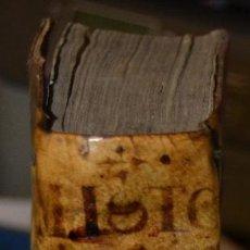 Libros antiguos: MYSTICA CIUDAD DE DIOS . SOR MARIA DE JESUS. BLAS DE VILLANUEVA 1711. LIBRO VIII Y ULTIMO. EXLIBRIS. Lote 57264004
