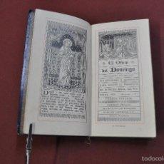 Libros antiguos: EL OFICIO DEL DOMINGO AÑO 1888 - ARE1. Lote 57346510