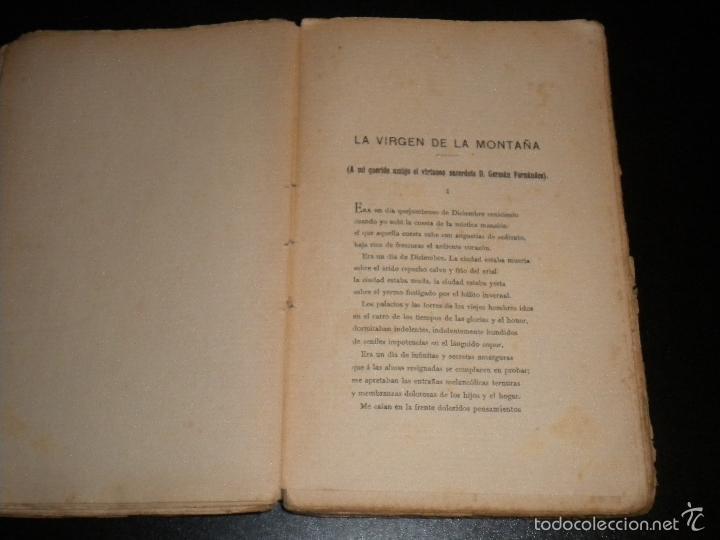 Libros antiguos: tomo IV religiosas / obras completas / primera edicion 1906 / jose maria gabriel y galan - Foto 4 - 57364292